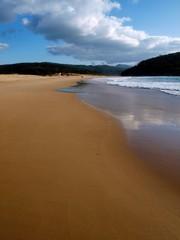 Esteiro beach in Galician
