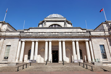 National Museum Cardiff, Wales