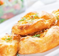 cheese pies, vegetarian ciusine