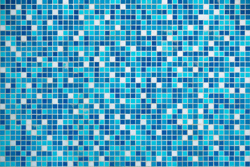 Blue texture Pool Tile