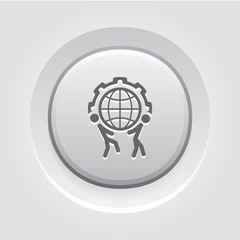 Global Support Icon