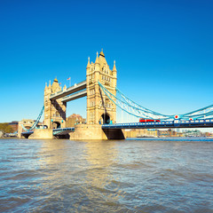 Wall Mural - Tower Bridge in London, UK