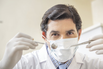 Male Dentist