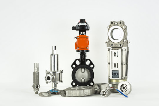 Threaded End Safety, Relief Valves, Butterfly Valves, Panel slid