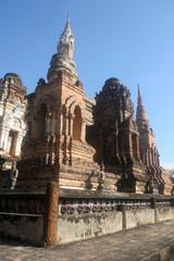 significant historical complex, Sukhothai