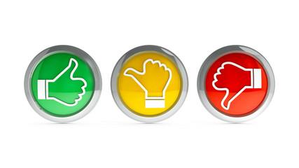 Icons customer satisfaction #2