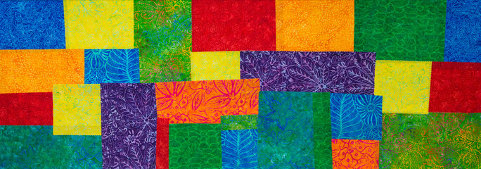 colorful background of colored paper