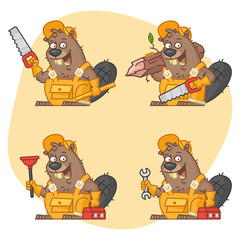 Beaver Master in Different Versions Part 1