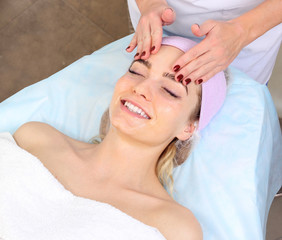 cosmetic massage