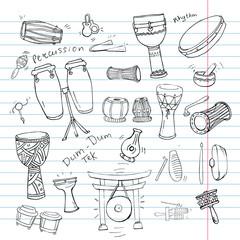 doodle drum book