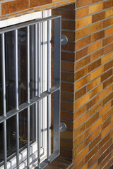 Gitter Fenstergitter