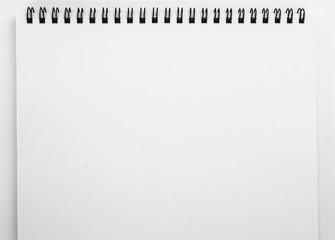 album for drawing closeup