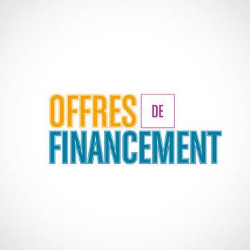 offres de financement
