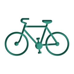 Logo piste cyclable.