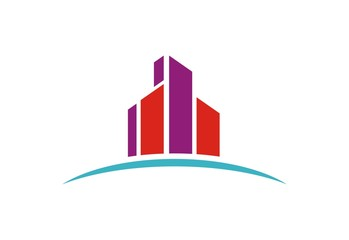 building business finance logo