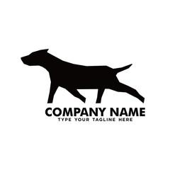 Dog Logo Icon