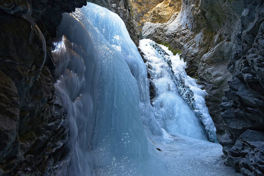 Zapata Falls - Colorado