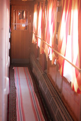 Railway Carriage Corridor