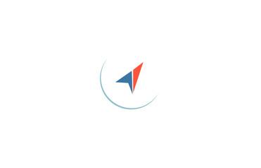 compass needle logo