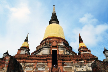 Wat Yai Chai-Mongkol
