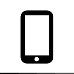 Cellphone Icon Illustration design