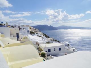 Oia, Satorini in Greece