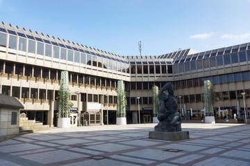 Neues Rathaus in Bielefeld, Nordrhein-Westfalen