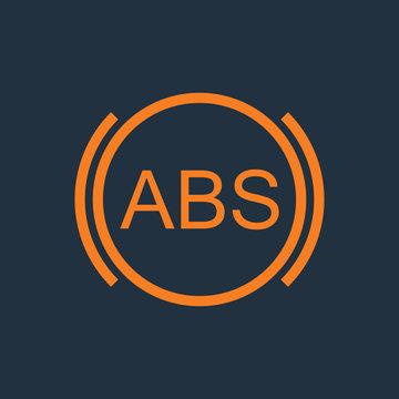 ABS vector illustration