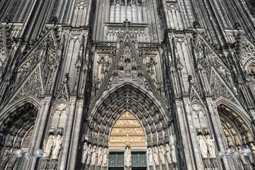 Cologne Cathedral Entrance Portal