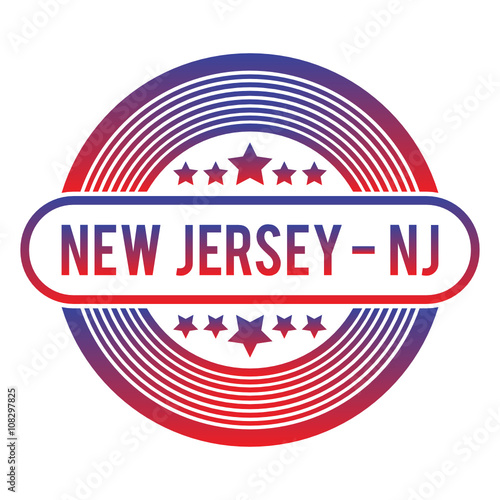 New Jersey Stamp Stock Image And Royalty Free Vector Files On