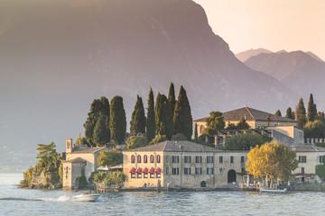 Villa lake Garda