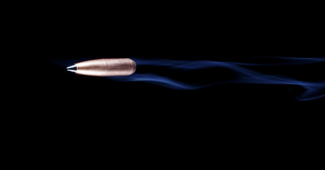 Streaking bullet