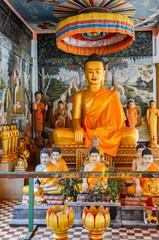 Buddha di Wat Preah Prom Rath 2