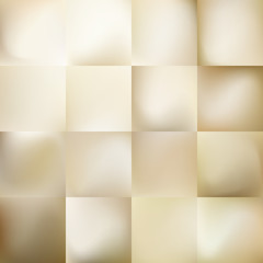 Set of Light gold background. EPS 10
