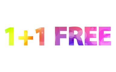 one plus one free