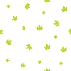 Leafs - seamless pattern