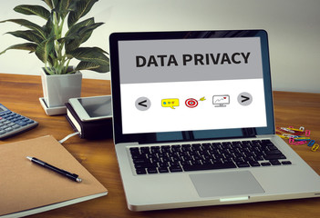Data Privacy Concept