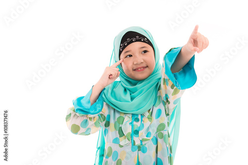 cute muslim girl stock photo and royalty free images on fotolia com