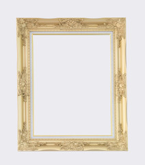 picture frames. Isolated on white background