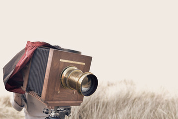 appareil photo de 1920