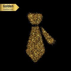 Gold vector icon