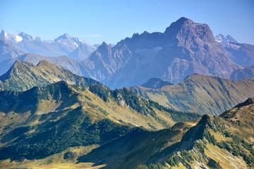 Alps in Austria, Europe