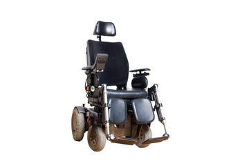 motorised wheelchair for people isolated