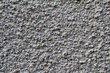 Wall texture from plastering