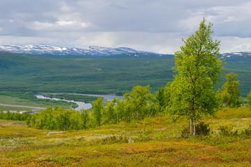 Lappland Kungsleden