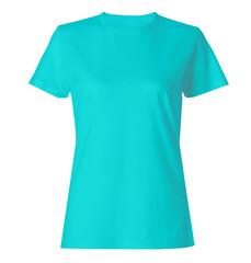 blue shirt template