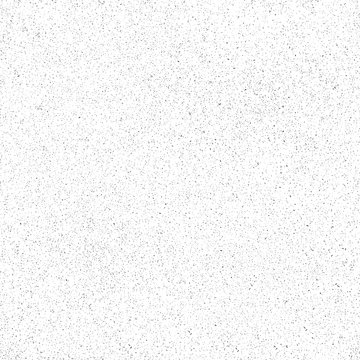 Grainy grunge background, seamless pattern, vector illustration, isolated on white