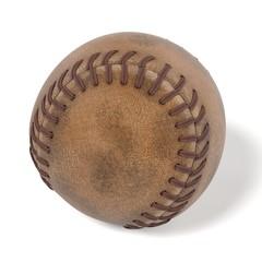 3d rendering of baseball ball