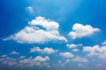 Tropical  Blue Sky Cloud, abstrace cloud Background, skyscape na