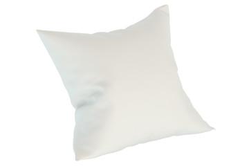 white pillow, 3D rendering